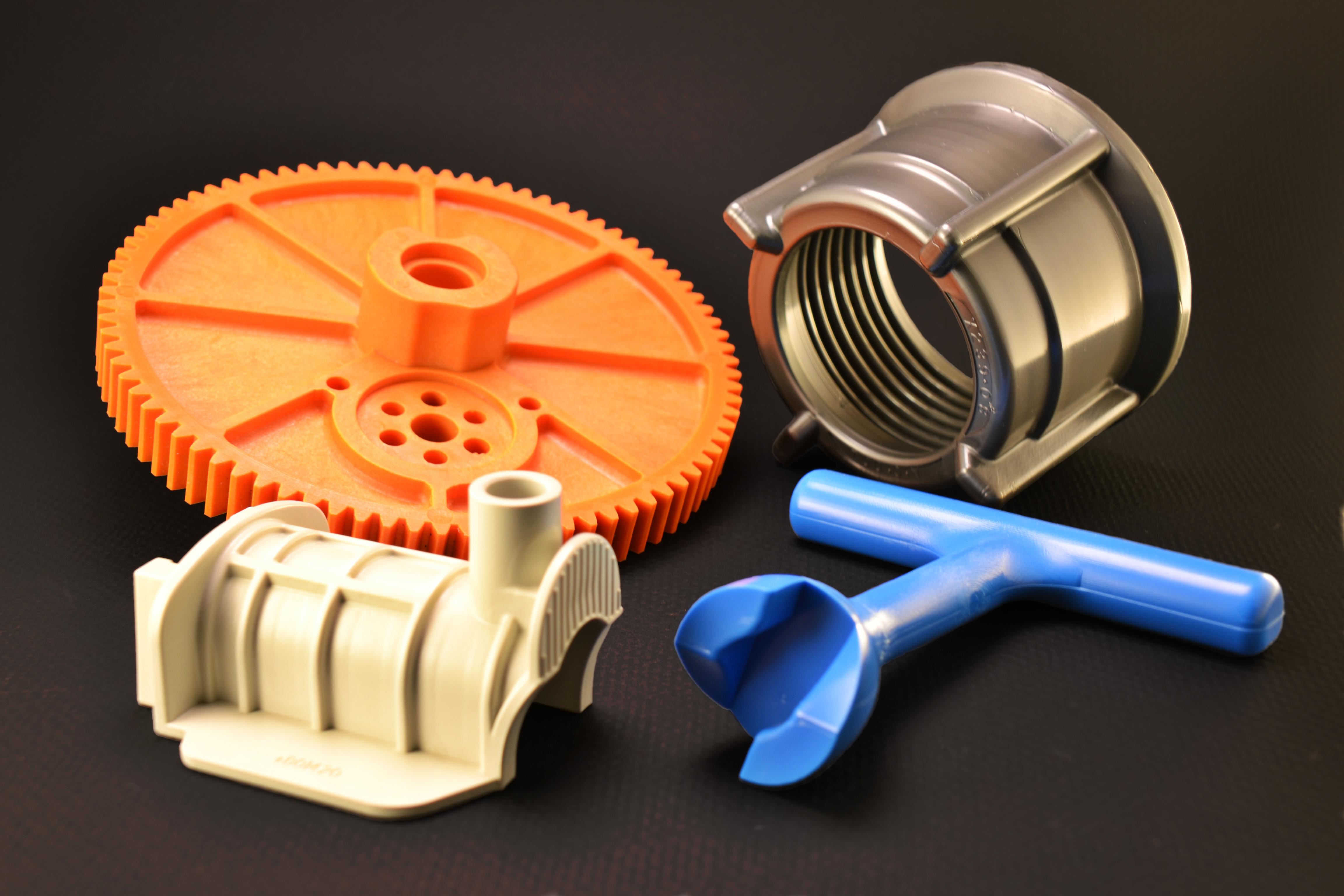 Custom Plastic Injection Molding Services - Cincinnati, Ohio